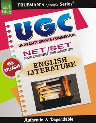 Rs.356/- Trueman's UGC NET English Literature