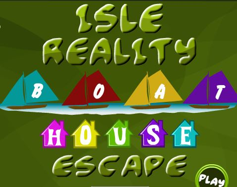 EightGames Isle Reality Boat House Escape Walkthrough