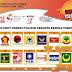 KPU Jatim Nomor Urut Peserta Pemilu 2019
