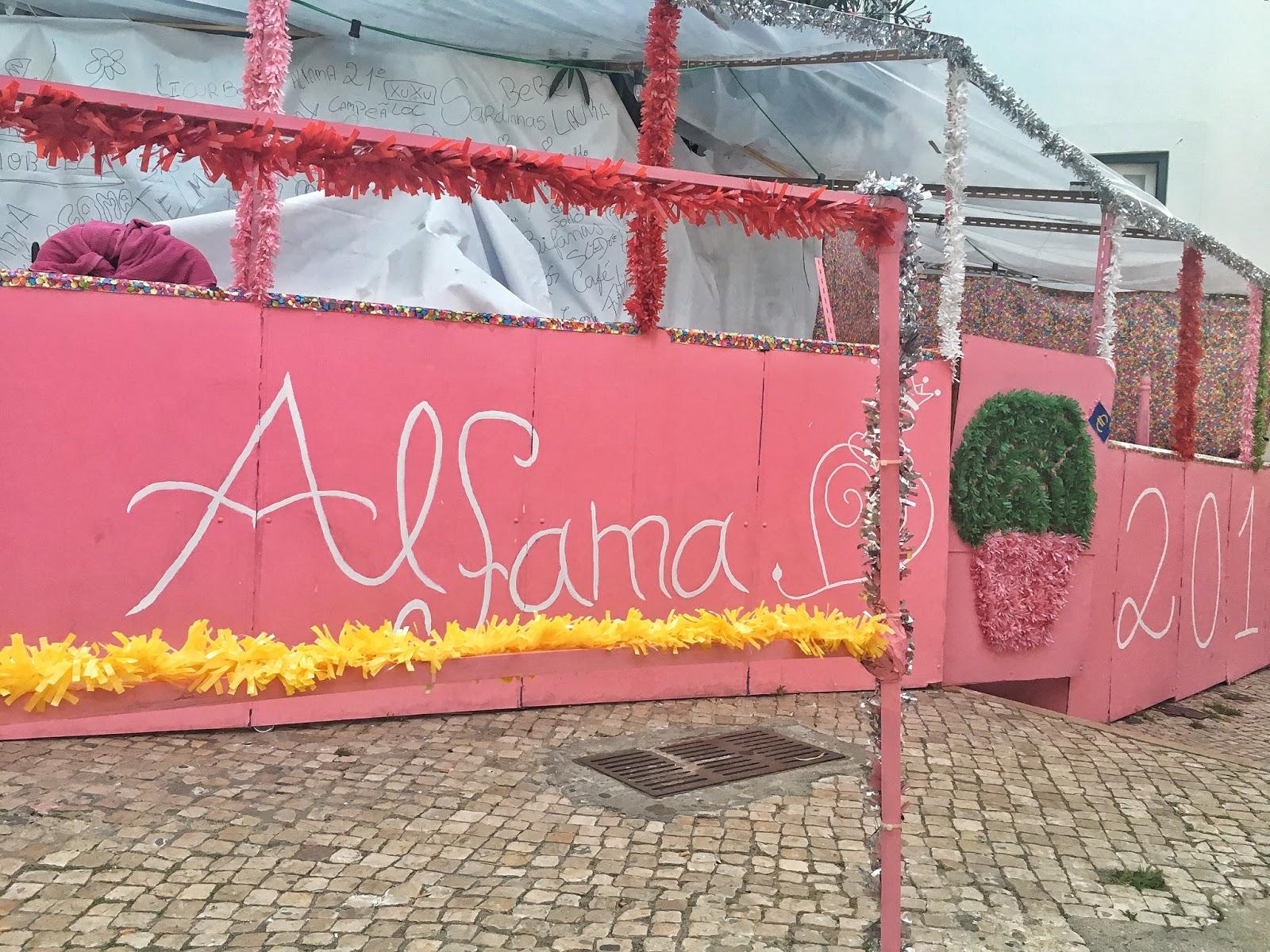 Festas de Lisboa, Santo Antonio, Ejnets, Alfama