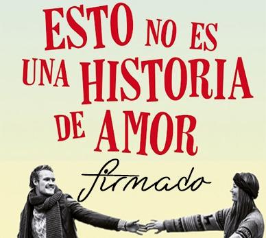 """Concurso Nacional """"Esto no es una historia de amor"""""""