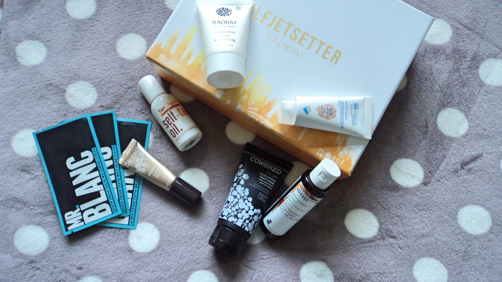 Look Fantastic Beauty Box June 2016 Review