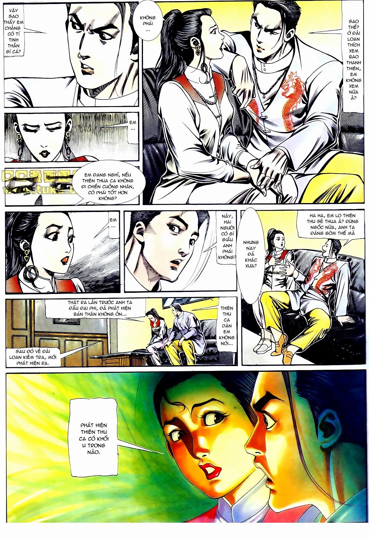 Người Trong Giang Hồ chapter 111: đời không nuối tiếc trang 5