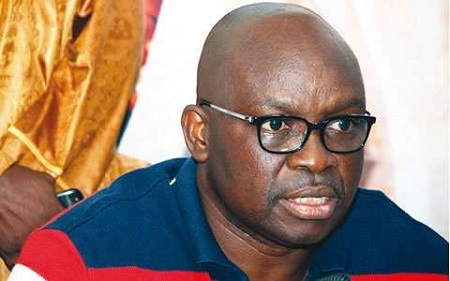 Image result for Oppose my husband, risk divine wrath, Fayose's wife warns politicians
