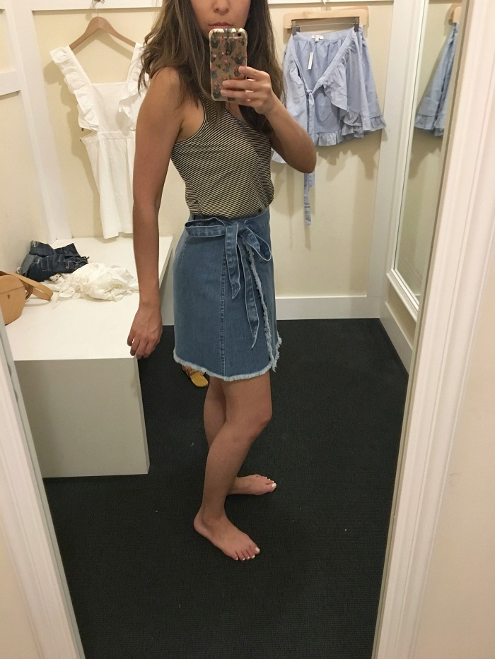 5a16b0ec9e Adri Lately  Madewell Try Ons  Summer Collection