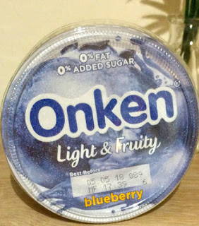 Onken Light & Fruity Blueberry Yogurt