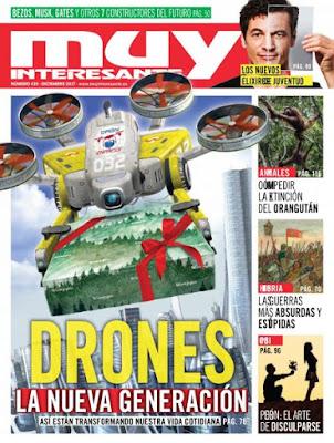 Revista Muy Interesante España Diciembre 2017