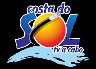 Costa do Sol Tv a Cabo Logo Vector