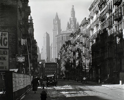 Vintage Everyday Changing New York 1935 1938