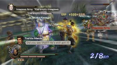 download game samurai warrior 2 ppsspp