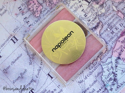 Napoleon Perdis Cheek To Chic Blush Duo #1