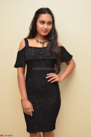 South Actress Amulya in short black dress at Kalamandir Foundation 7th anniversary Celebrations ~  Actress Galleries 035.JPG