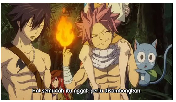Download Anime Fairy Tail OVA 7 Subtitle Indonesia
