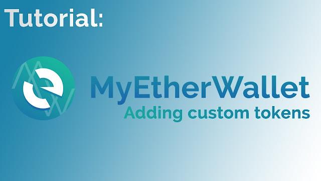 Thêm token vào Myetherwallet
