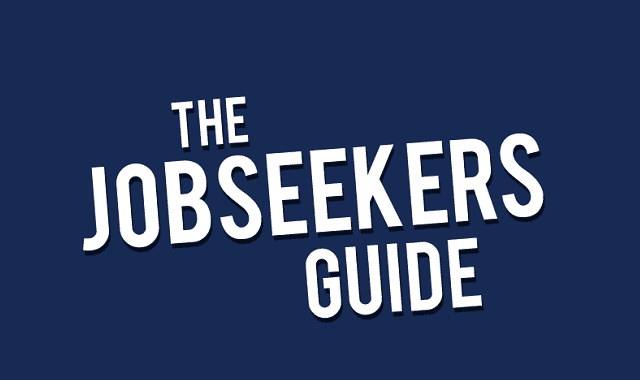 Image: The Job Seekers Guide to A Squeaky Clean Online Presence