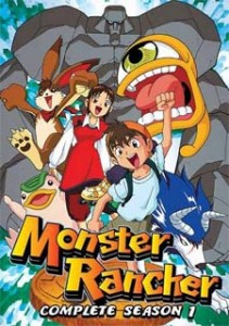 Monster Rancher Serie Completa Audio Latino