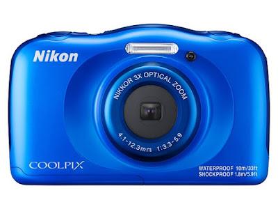 CES 2017: الإعلان عن كاميرا Coolpix W100 المقاومة للماء والصدمات