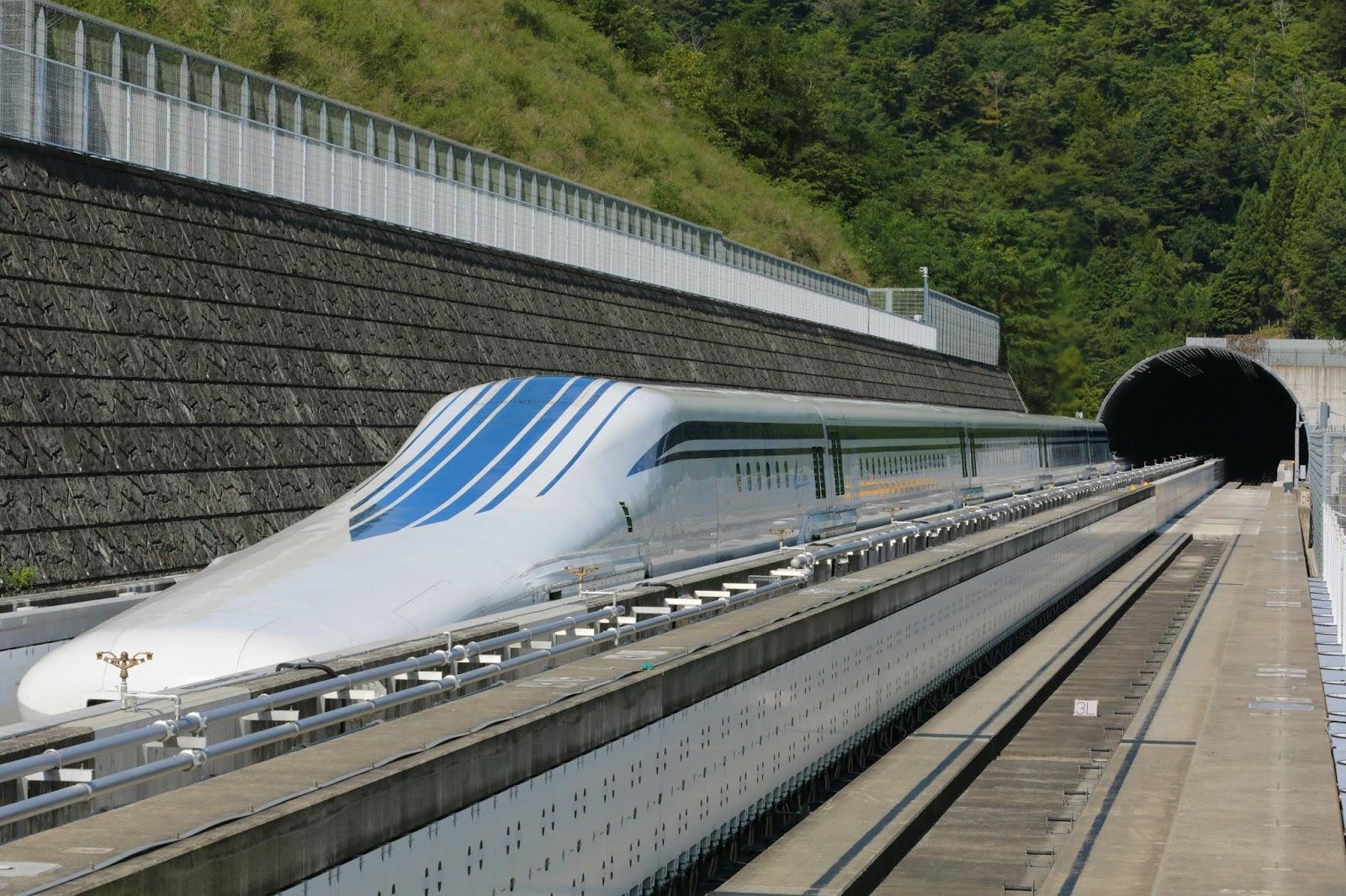 Record vitesse train