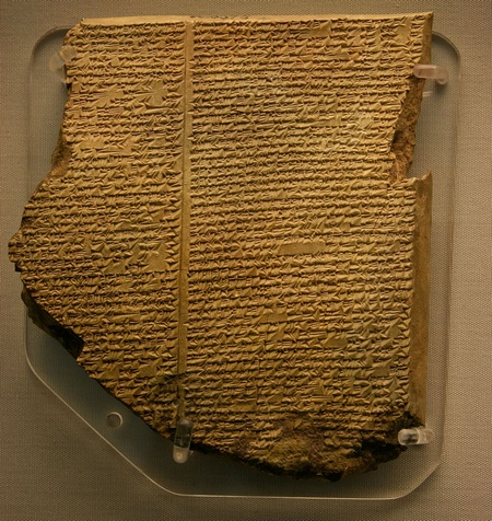 babiloński mit o potopie