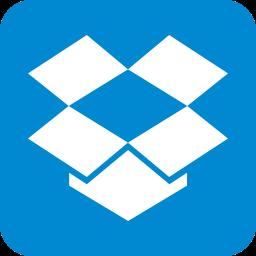برنامج Dropbox