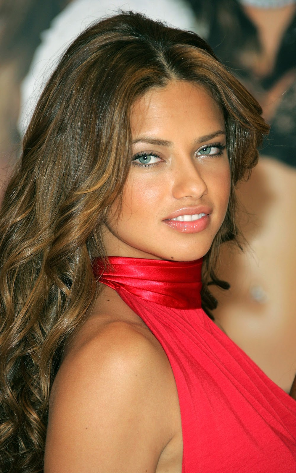 ADRIANA LIMA BEAUTIFUL PHOTO