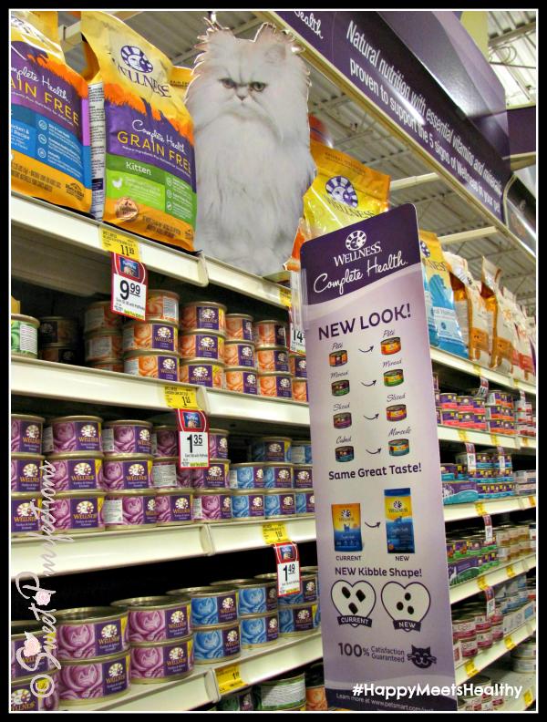 Flat Brulee on the Wellness Shelves at PetSmart