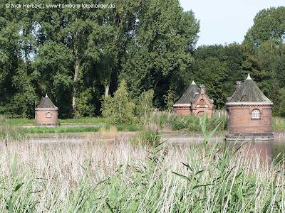 Hamburg Wasserkunst Elbinsel historisches wasserwerk