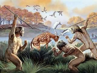 ancient hunting