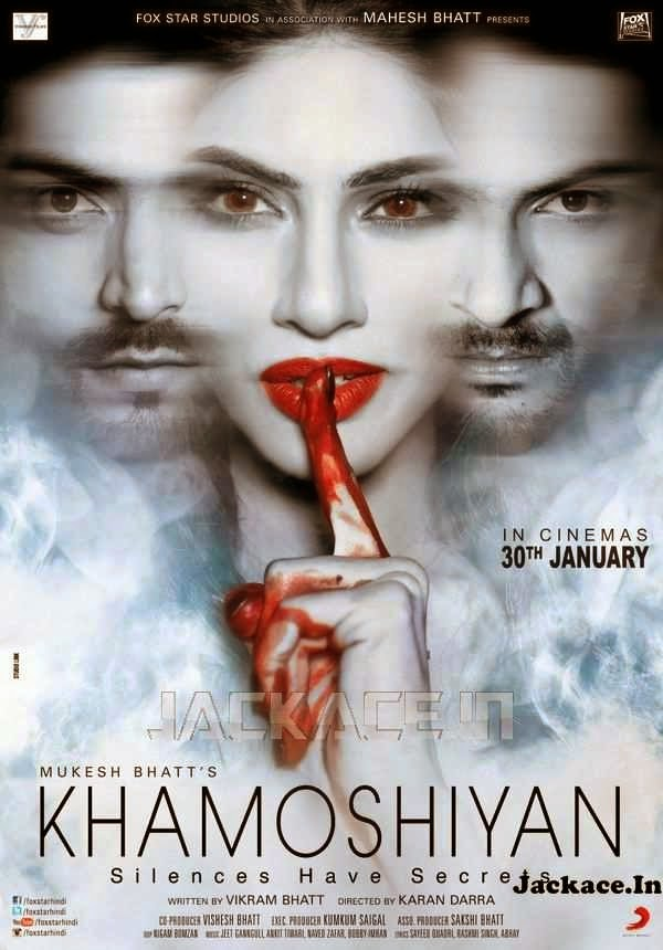 Khamoshiyan (2015) Day Wise Box Office Collection