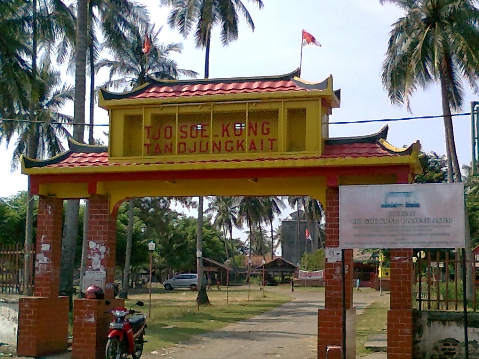 Foto-Foto Klenteng Tjo Soe Kong Tanjung Kait