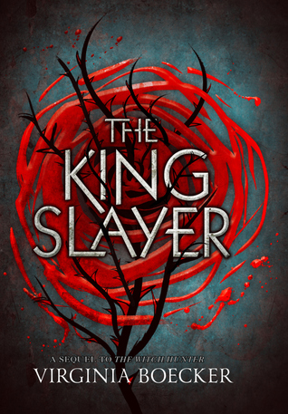 The King Slayer Virginia Boecker