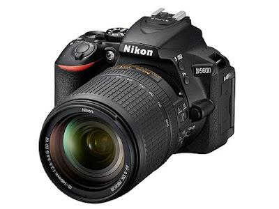 CES 2017: نيكون تُعلن عن كاميرا Nikon D5600 DSLR