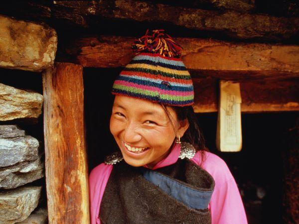 Abitanti del Bhutan