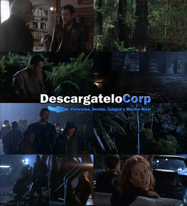 Descargar The Lost World Jurassic Park DVDRip Latino