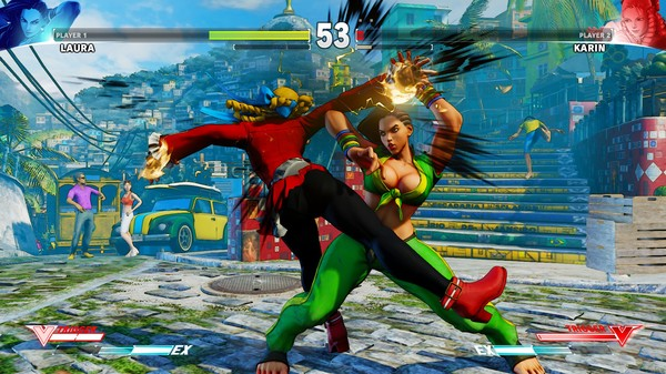 [GameGokil.com] Street Fighter V Game PC Direct Link