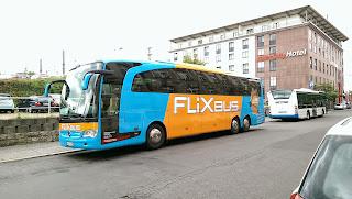 Fernbus Nach Prag