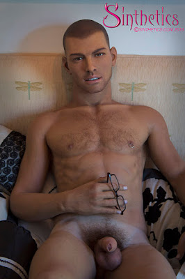 Oh dear! Check out the realistic male sex dolls they just released...18+ (photos)