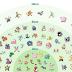 Informasi Monster dalam Telur Pokemon Go yang akan menetas ketika Berjalan 2km, 5km dan 10km