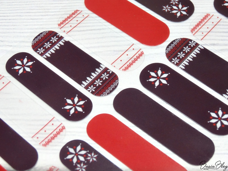 Ozdoby, naklejki termiczne Manirouge