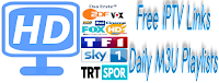 IPTV Links M3U Playlists 07 May 2018 NEW