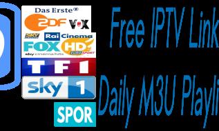 11 Free IPTV M3U M3U8 World Sports 02-12-2018