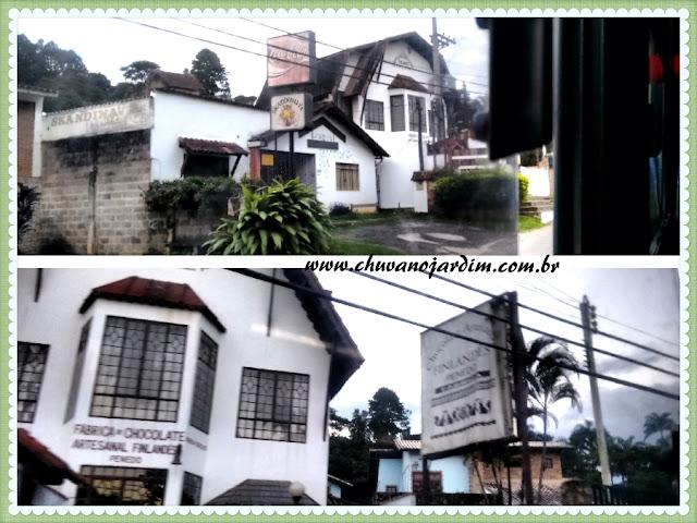 casa de Chocolate Penedo RJ