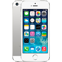 iPhone 5s 16GB argento H3G