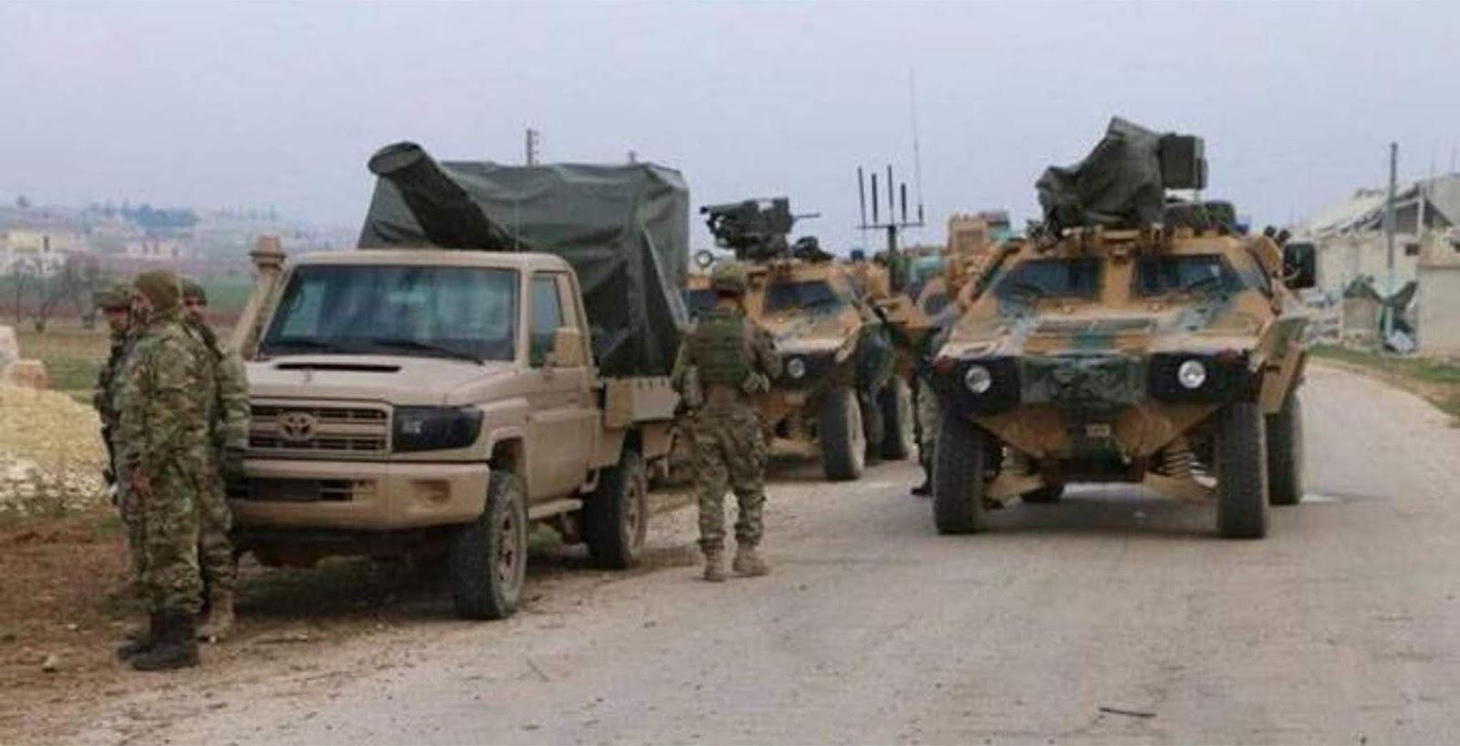 Turki telah mengirimkan 50 tank ke perbatasan dengan Suriah