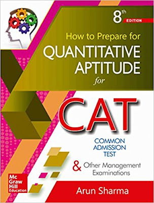 How to Prepare for Quantitative Aptitude for the CAT 8th Edition Book PDF