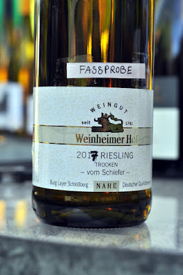 Wein vom Weinheimer Hof