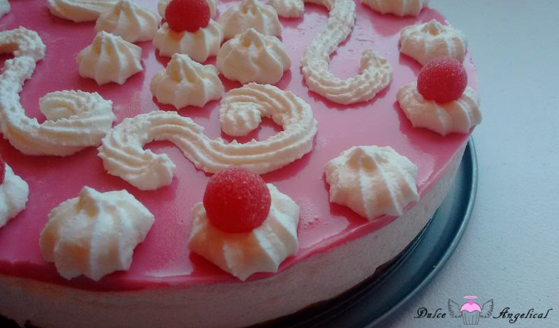 Deliciosa tarta de caramelos Pikotas