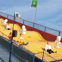 New England Fall Events_The Big E_Big Yellow Slide