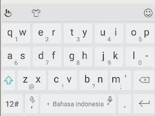 Cara Mengembalikan Tampilan Keyboard HP Android Oppo