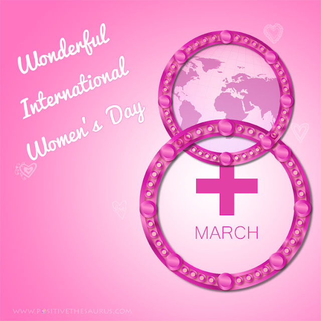wonderful international women's day